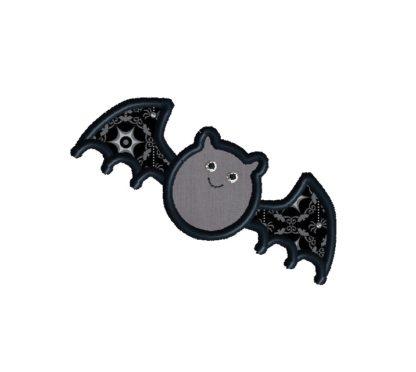 Bat Applique Design