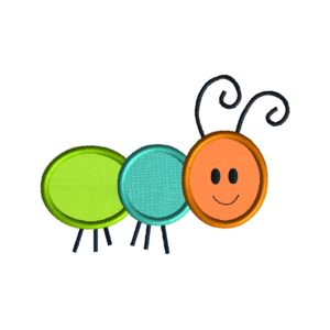 Bug Applique Design