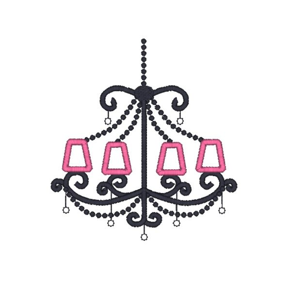 Chandelier Applique Design-19