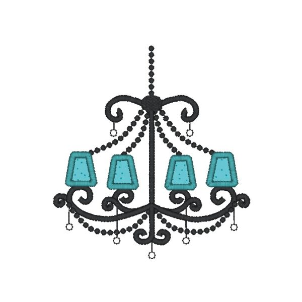 Chandelier Applique Design-0