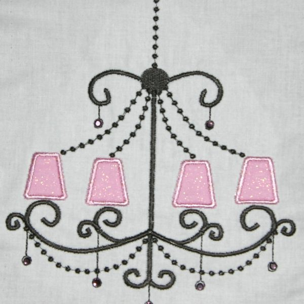 Chandelier Applique Design-17