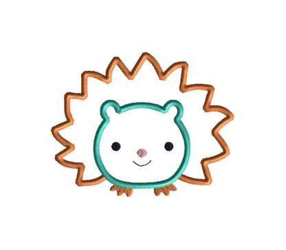 Hedgehog Applique