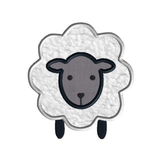 Little Lamb Applique