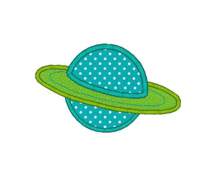 Planet Applique Design-0