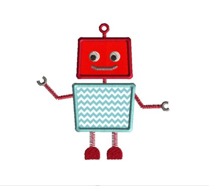 Robot Applique Design