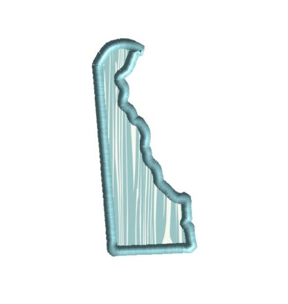 Delaware Applique Design