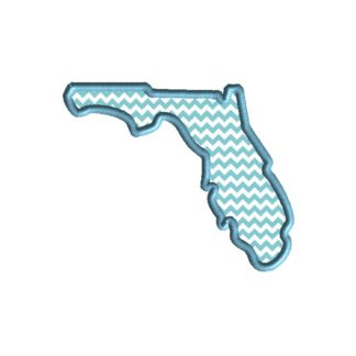 Florida Applique Design