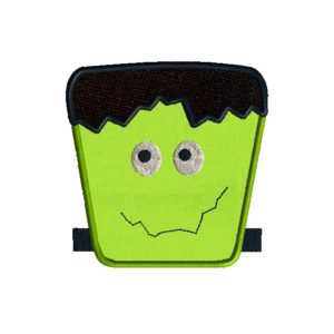 Frankenstein Applique Design
