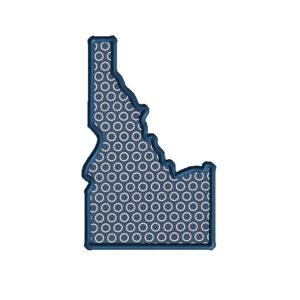 Idaho Applique Design