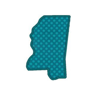 Mississippi Applique Design
