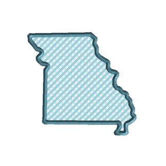 Missouri Applique Design