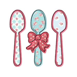 Spoons Applique-0