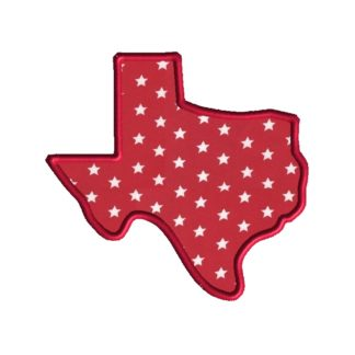 Texas Applique Design