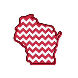Wisconsin Applique Design