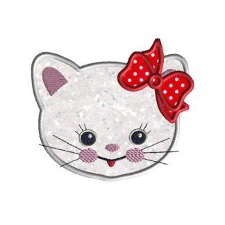 Kitty Applique