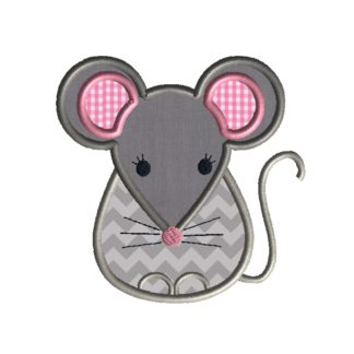 Little Mouse Applique