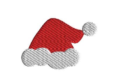 b97d7006847 Mini Santa Hat Machine Embroidery Design - 3 sizes