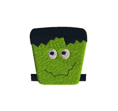 Mini Frankie Embroidery