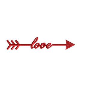 Split Arrow Applique Machine Embroidery Design 1