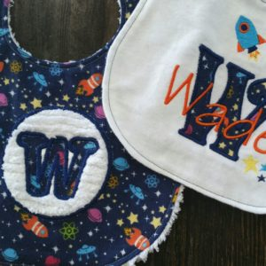 Baby Embroidery Designs Available at SewChaCha®