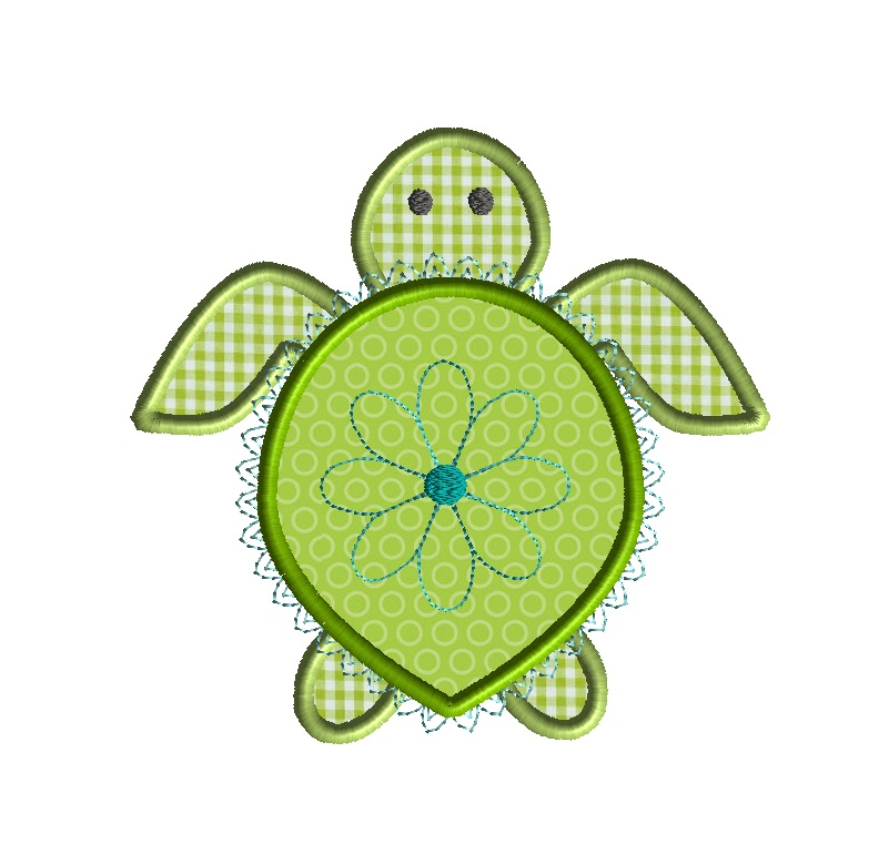 Machine Embroidery Design Patches
