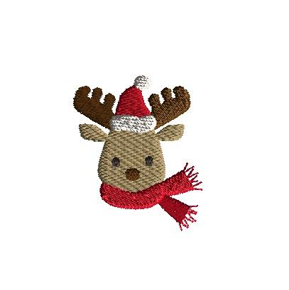 mini christmas moose - Christmas Moose
