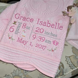 Baby Embroidery Designs